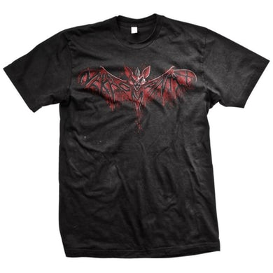 Nekromantix Bat T-shirt (Black)