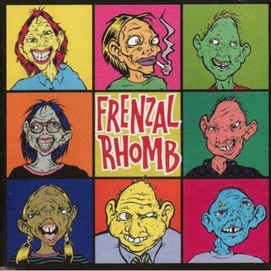 Frenzal Rhomb Meet The Family CD
