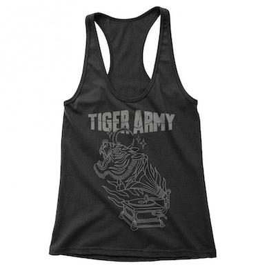 Tiger Army Gramophone Racerback