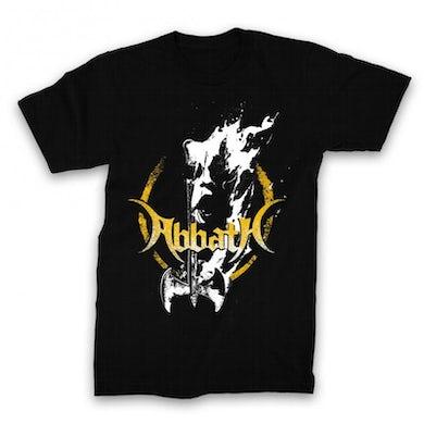 ABBATH Fire Axe T-shirt (Black)