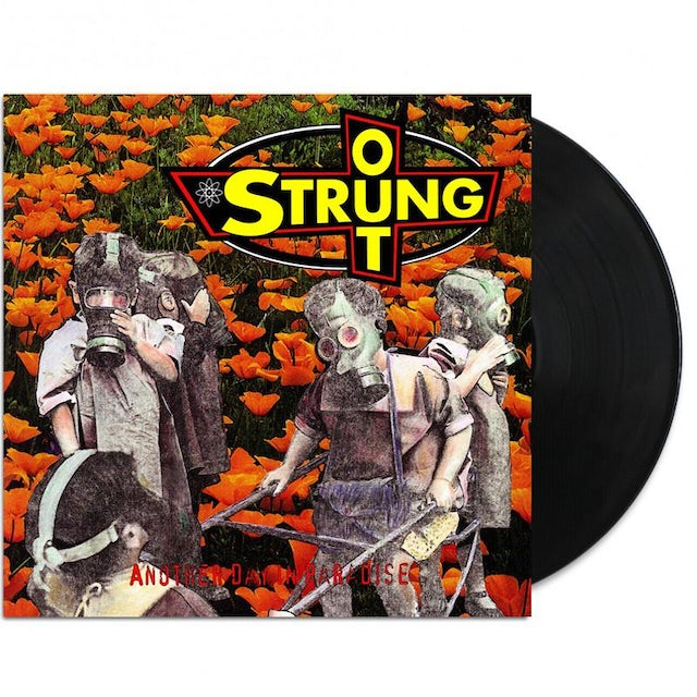 Strung Out Another Day In Paradise LP (Reissue) (Vinyl)