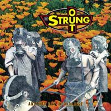 Strung Out Another Day In Paradise CD (Reissue)