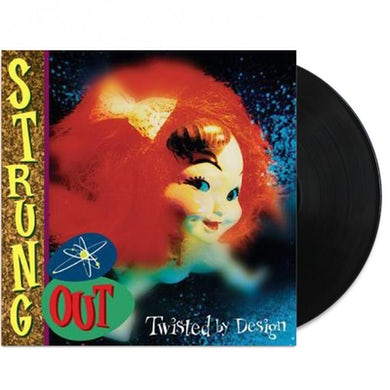 Strung Out Twisted By Design LP (Reissue) (Vinyl)