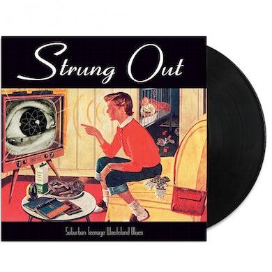Strung Out Suburban Teenage Wasteland Blues LP (Reissue) (Vinyl)