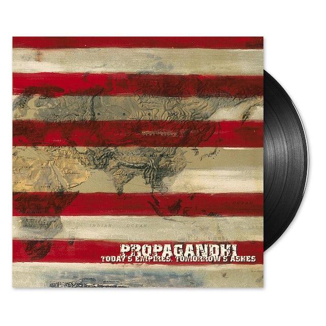 Propagandhi Today's Empires, Tomorrow's Ashes LP (Black) (Vinyl)