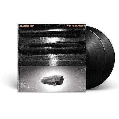 Against Me! Total Clarity 2LP (Black) (Vinyl)