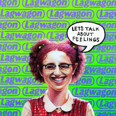 Lagwagon Let's Talk About Feelings CD