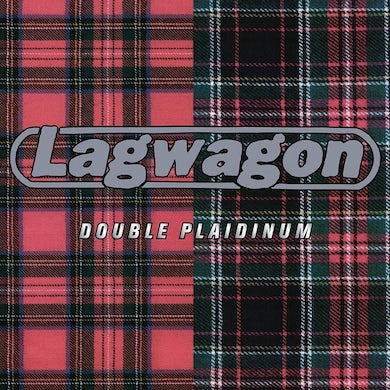 Lagwagon Double Plaidinum CD