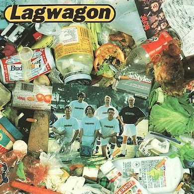 Lagwagon Trashed CD (Reissue)