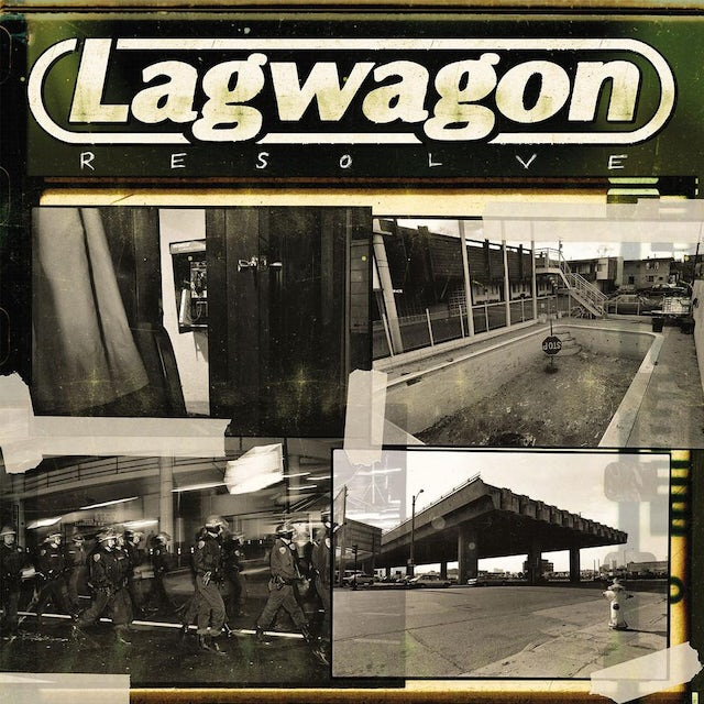 Lagwagon Resolve CD