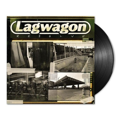 Lagwagon Resolve LP (Vinyl)