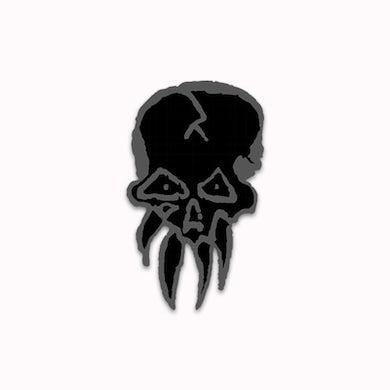 Rancid Squid Skull Enamel Pin