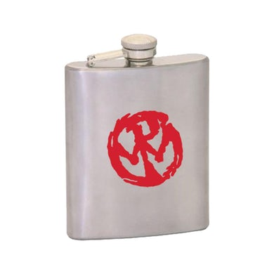 Pennywise PW Logo Hip Flask