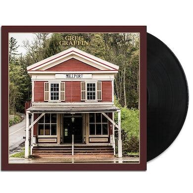 Greg Graffin Millport LP (Black) (Vinyl)