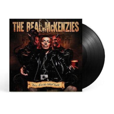 The Real McKenzies Two Devils Will Talk LP (Black) (Vinyl)