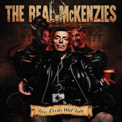 The Real McKenzies Two Devils Will Talk CD