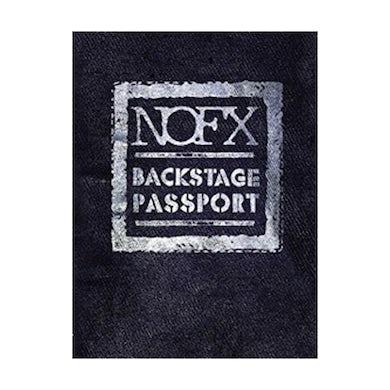Nofx Backstage Passport DVD