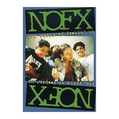Nofx Ten Years of Fuckin' Up DVD