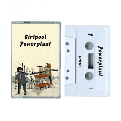 GIRLPOOL Powerplant Cassette (White)