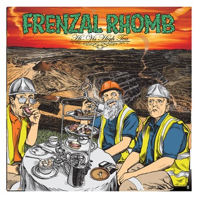 Frenzal Rhomb Hi-Vis High Tea CD
