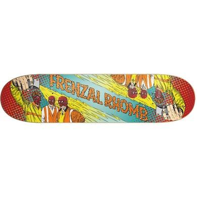 Frenzal Rhomb Hi-Vis Selfie Skate Deck
