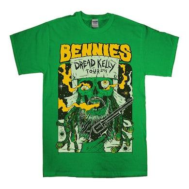 The Bennies Dread Kelly Tee