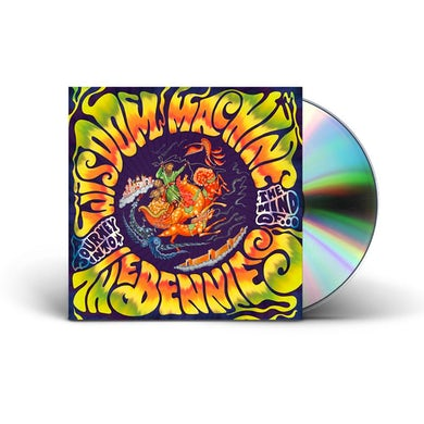 The Bennies Wisdom Machine CD