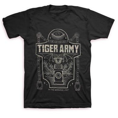 Tiger Army Morning Light T-shirt (Black)