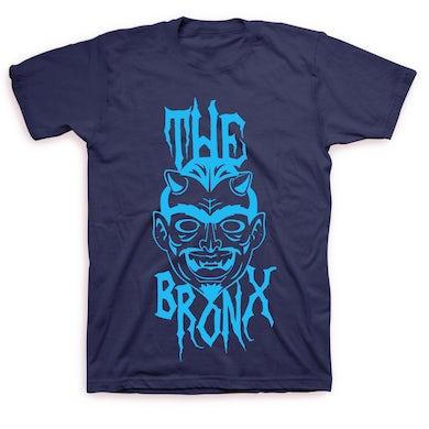 The Bronx 2 Many Devils Tee (Navy)
