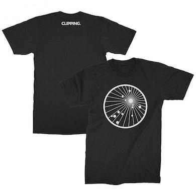 Clipping Splendor & Misery T-shirt (Black)