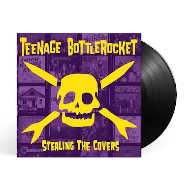 Stealing The Covers LP (Black) (Vinyl)