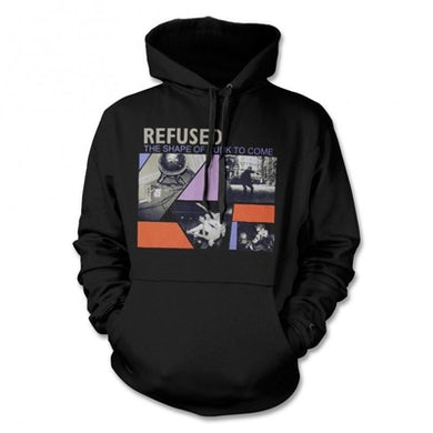 Refused Shape Of Punk To Come Hoodie