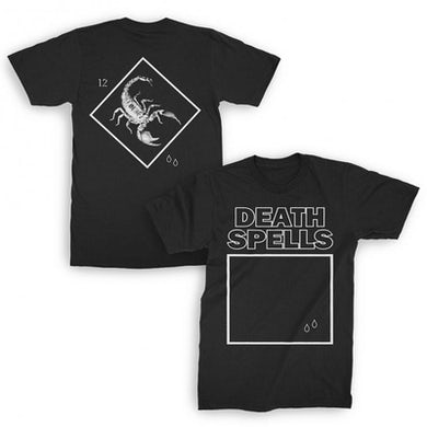 Death Spells Scorpion T-shirt (Black)