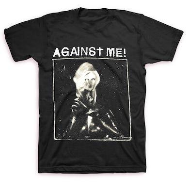 Against Me! Peel T-shirt (Black)