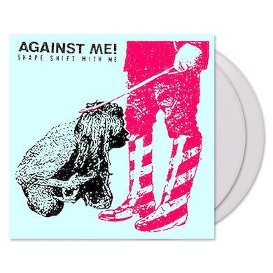 Against Me! Shape Shift With Me 2LP (White) (Vinyl)