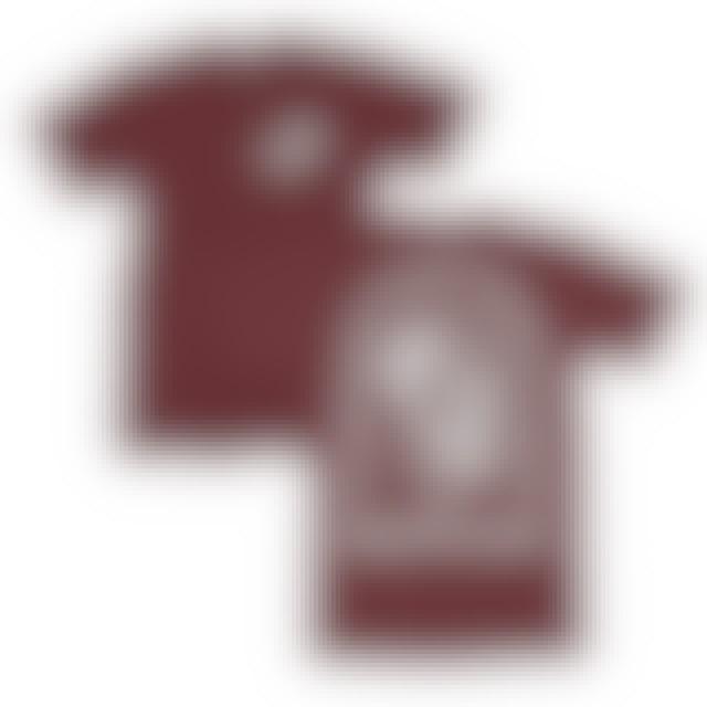Papa Roach Haunted Tee (Maroon)