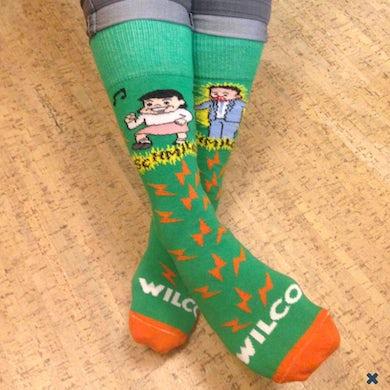 Wilco Schmilco Socks