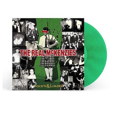Loch'd and Loaded LP (Green) (Vinyl)