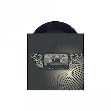"The Flatliners The Great Awake Demos 7"" (Black) (Vinyl)"