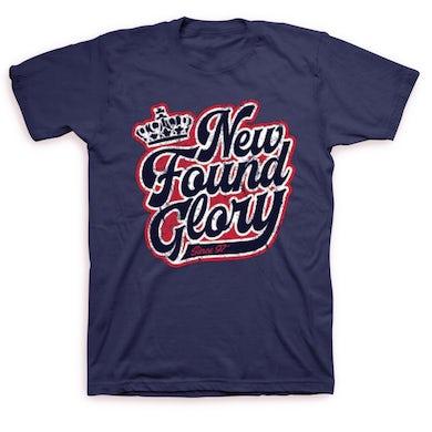 New Found Glory Pop Punk Tee (Navy)
