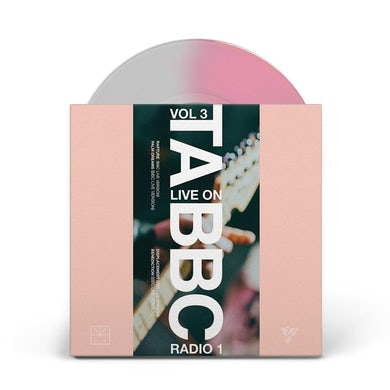 """Touche Amore Live at the BBC Vol. 3 - 7"""" Vinyl (Pink/Clear)"""