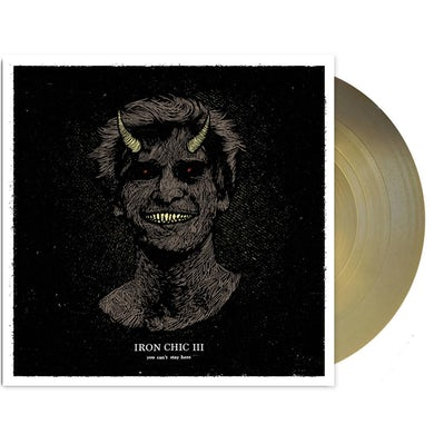You Can't Stay Here LP (Gold) (Vinyl)