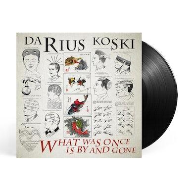 DARIUS KOSKI What Was Once Is By and Gone LP (Black) (Vinyl)