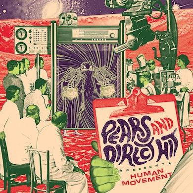 Direct Hit!  Human Movement (split) CD