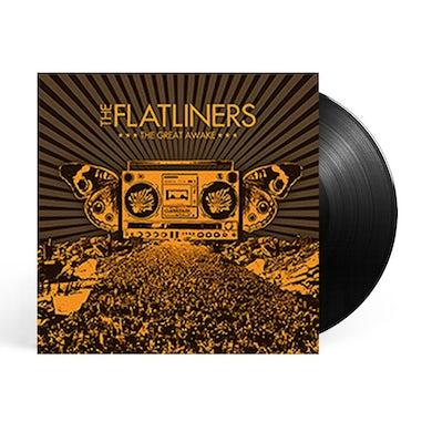 The Flatliners The Great Awake LP (Black) (Vinyl)