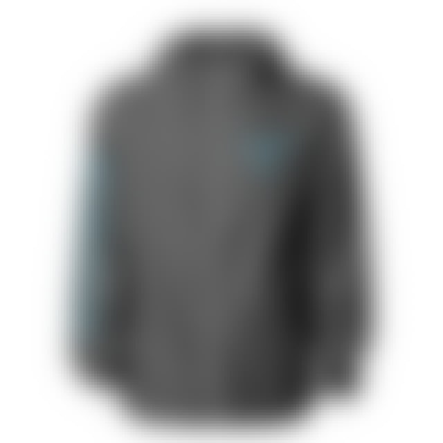 Moose Blood Icon Windbreaker (Charcoal)