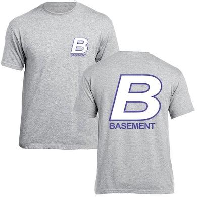 Basement B-Sport T-shirt (Heather Grey)