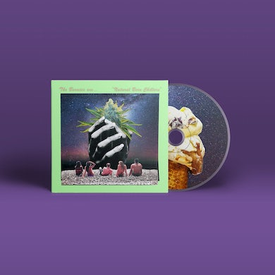 The Bennies Natural Born Chillers CD