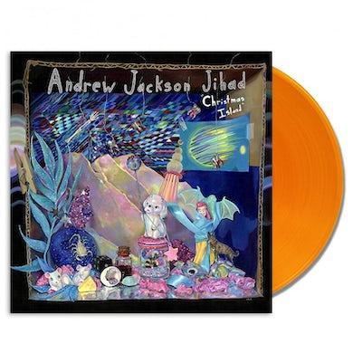 AJJ Christmas Island LP (Orange) (Vinyl)