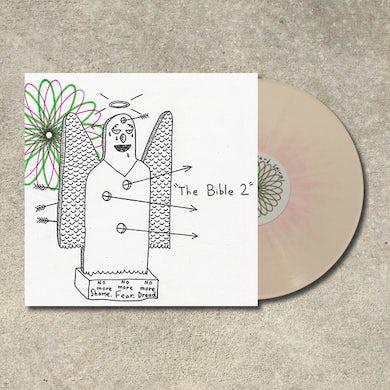 AJJ The Bible 2 LP (Bone w/ Baby Pink Splatter) (Vinyl)